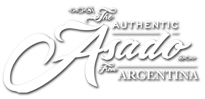 The Authentic Asado Logo