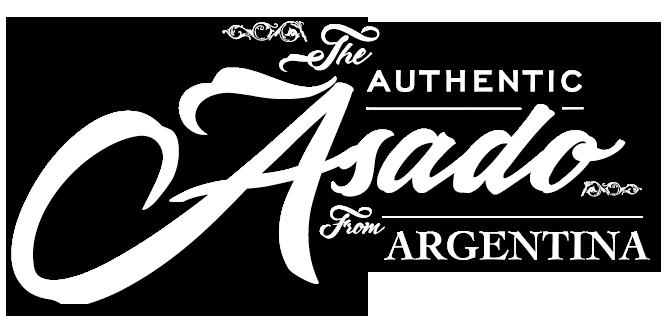 The Authentic Asado Logo